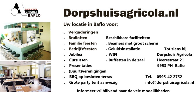 Dorpshuis Agricola