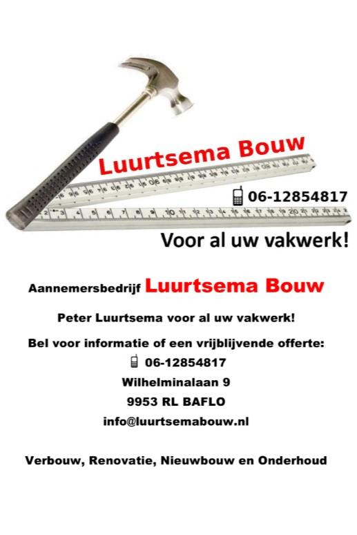Luurtsema Bouw